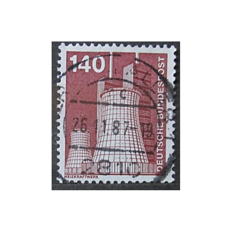 Známka Bundespost 140