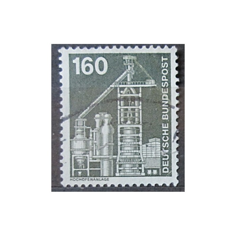 Známka Bundespost 160