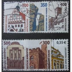 Známka Bundespost partie 1