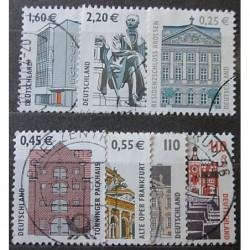 Známka Bundespost partie 3