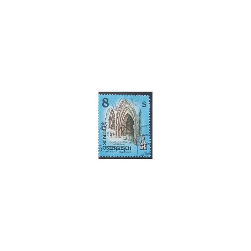 Rakouská známka 8