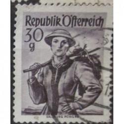 Rakouská známka 30g
