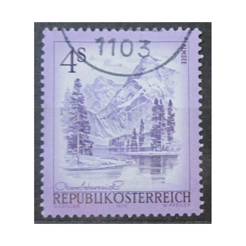 Rakouská známka s4