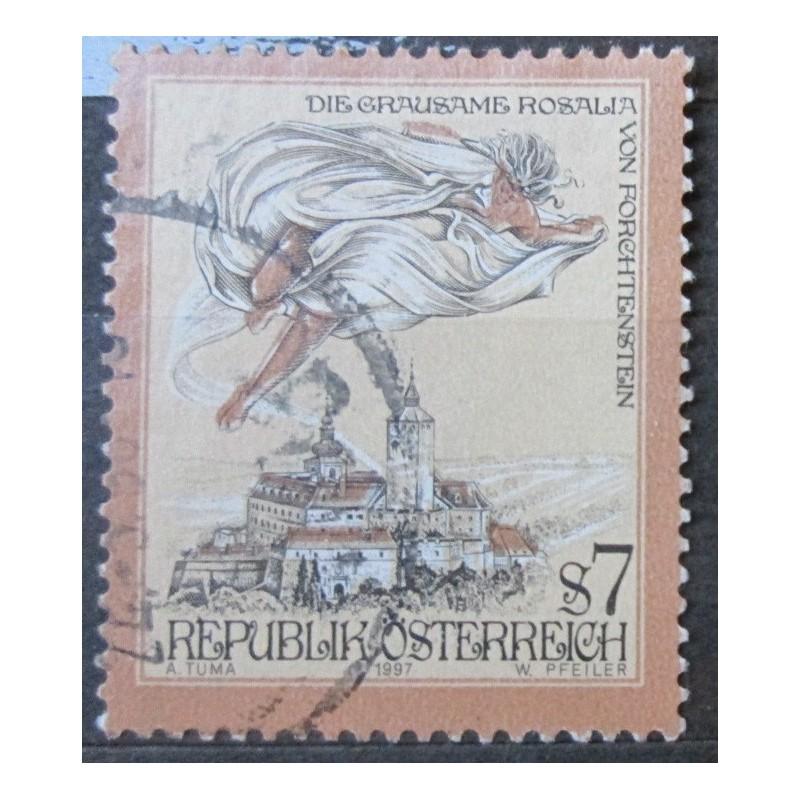 Rakouská známka s7