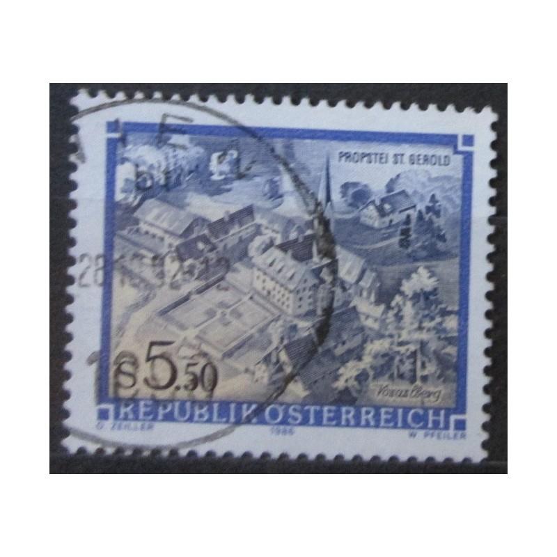 Rakouská známka s5.50