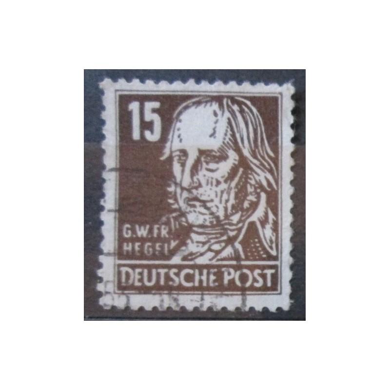 Známka Bundespost z15