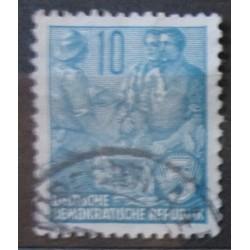 Známka DDR 10
