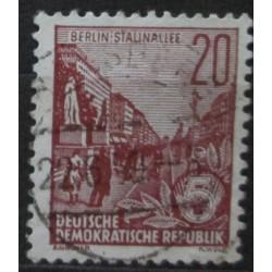 Známka DDR 20