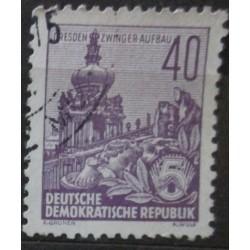 Známka DDR 40