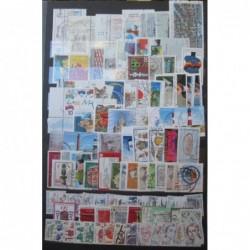 Bundespost partie známek 102 ks