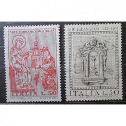 Itálie partie známek 11