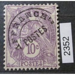 Francie partie známek 2352