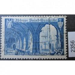 Francie razítkovaná známka 2356
