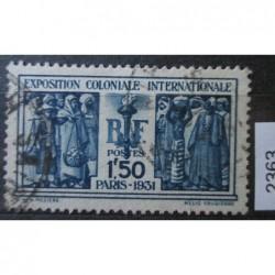 Francie razítkovaná známka 2363