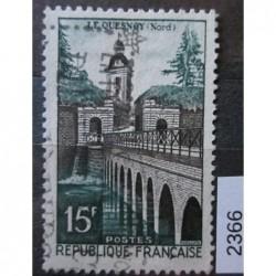 Francie razítkovaná známka 2366