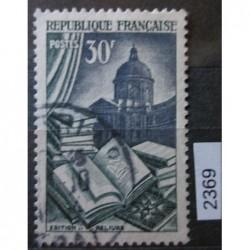 Francie razítkovaná známka 2369