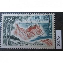 Francie razítkovaná známka 2376