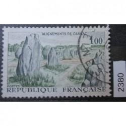 Francie razítkovaná známka 2380