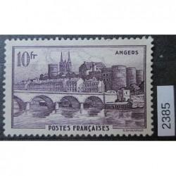 Francie razítkovaná známka 2385