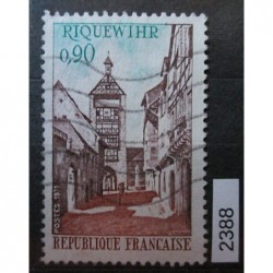 Francie razítkovaná známka 2388