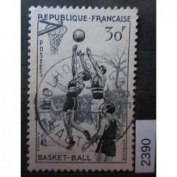 Francie razítkovaná známka 2390