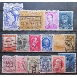 Belgie partie známek 3018