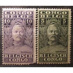 Belgie Congo partie známek 3022