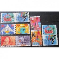 Holandsko známky 3132