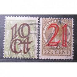 Holandsko známky 3134