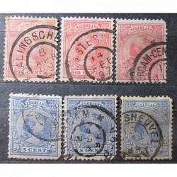 Holandsko známky 3137