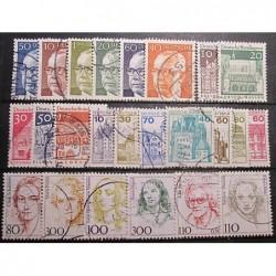 Německo známky 3155