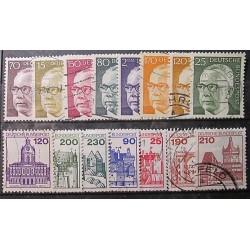 Německo známky 3156