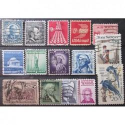 USA známky 3200