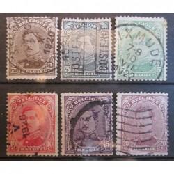 Belgie známky 2437