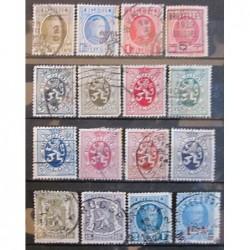 Belgie známky 2444