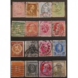 Belgie známky 2451