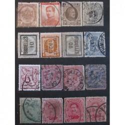 Belgie známky 2454