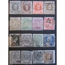 Belgie známky 2455