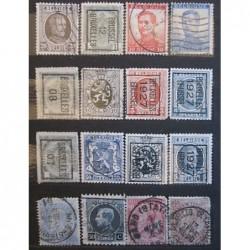 Belgie známky 2456
