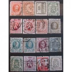 Belgie známky 2464