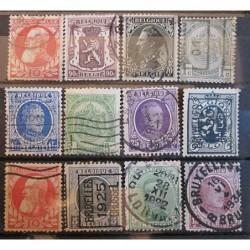 Belgie známky 2467
