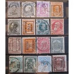 Belgie známky 2469