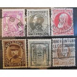 Belgie známky 2470