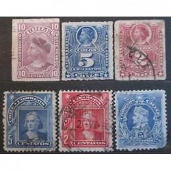 Chile známky 2502