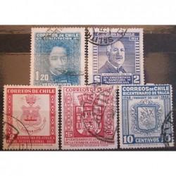 Chile známky 2506