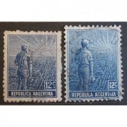 Argentína známky 2530