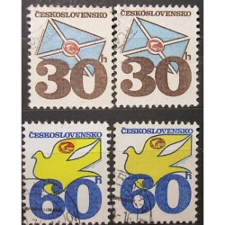 Československo známky 4003
