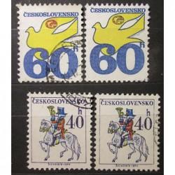 Československo známky 4004