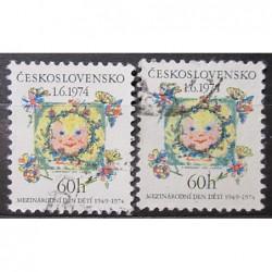 Československo známky 4007