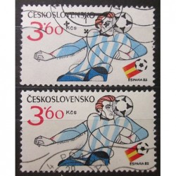 Československo známky 4010